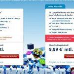o2 Freikarte: Gratis Prepaid Handykarte mit 1 EUR Startguthaben